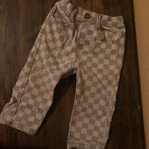 Art Class checkered jeans